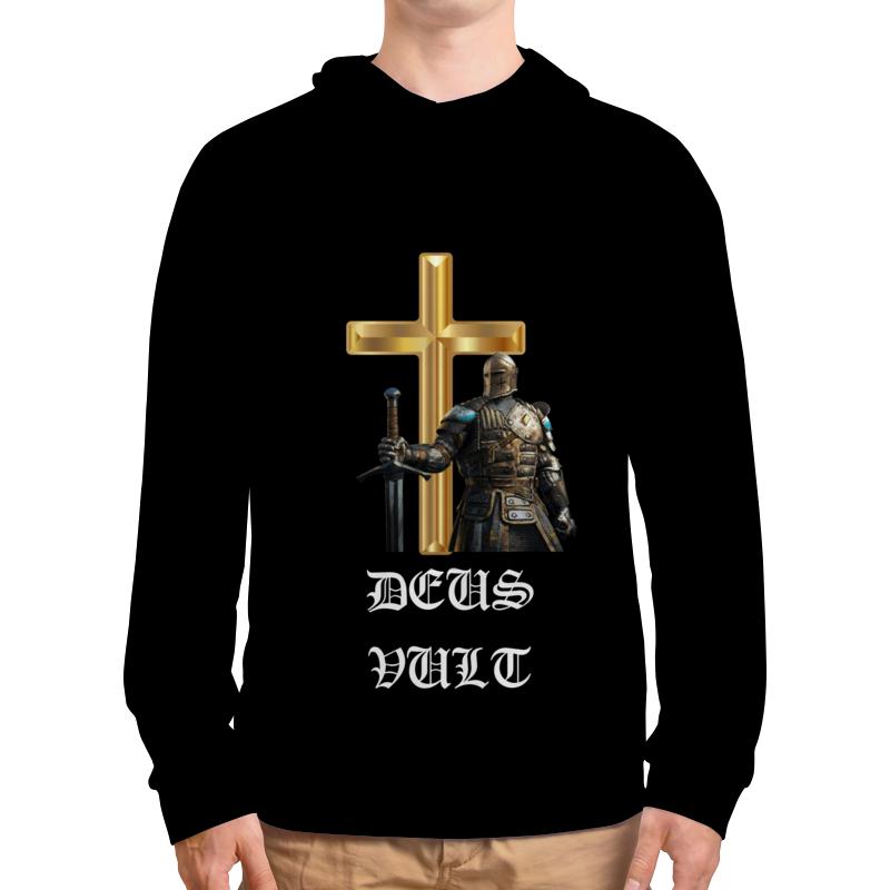 Printio Толстовка с полной запечаткой Deus vult. крестоносцы printio свитшот мужской с полной запечаткой deus vult крестоносцы