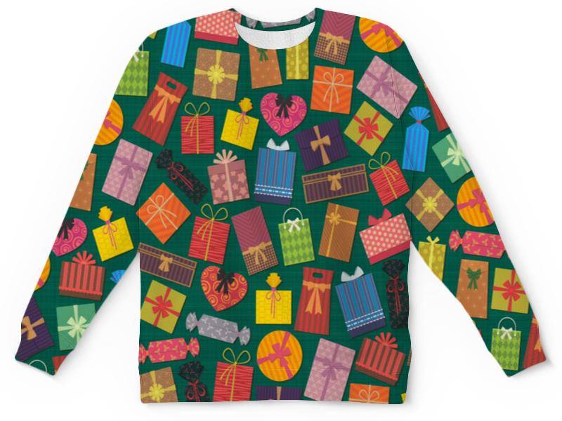 Printio Детский свитшот с полной запечаткой Подарок