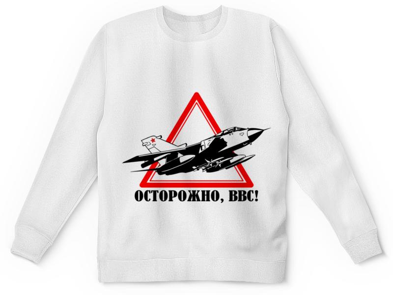 Printio Детский свитшот с полной запечаткой Ввс россии