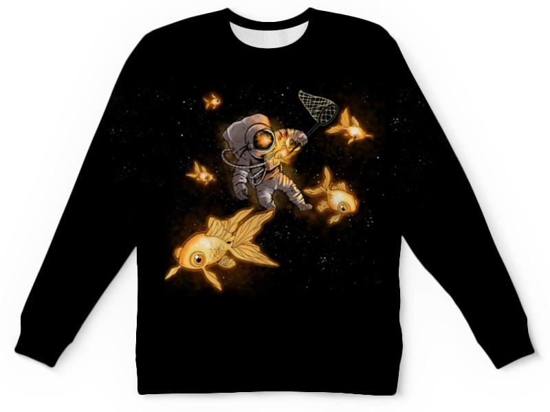 Фото - Printio Детский свитшот с полной запечаткой В космосе printio детский свитшот с полной запечаткой в космосе