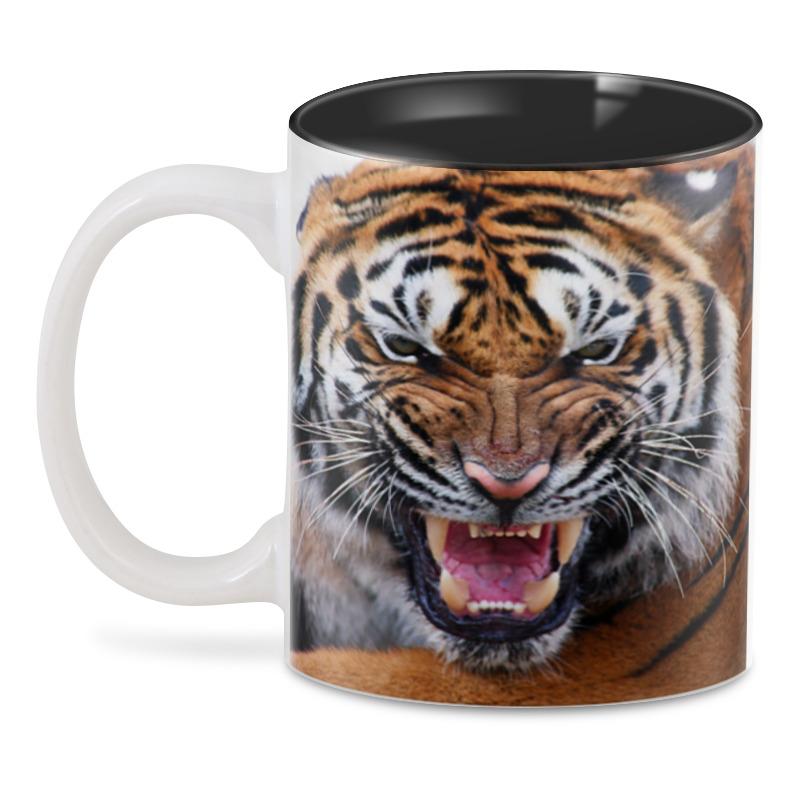 Printio 3D кружка Амурский тигр