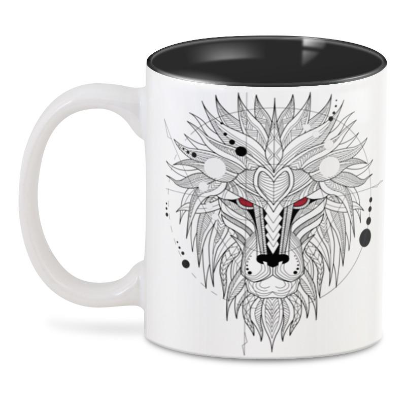 printio lion rastaman Printio 3D кружка Лев ( lion )