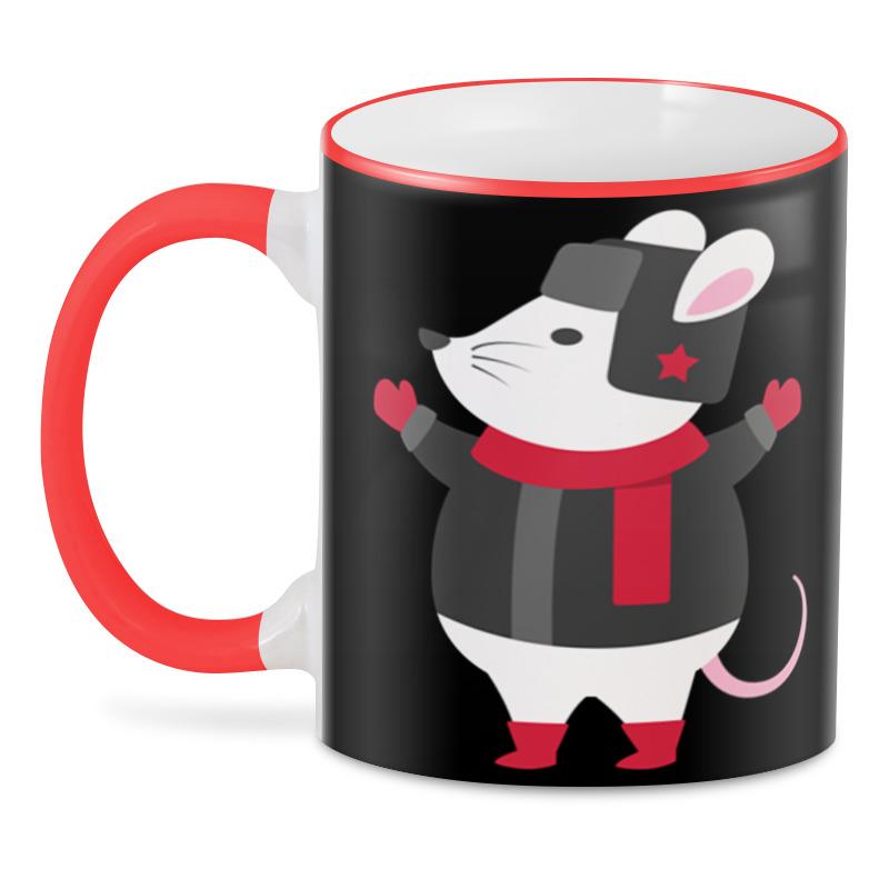 Printio 3D кружка Крыса