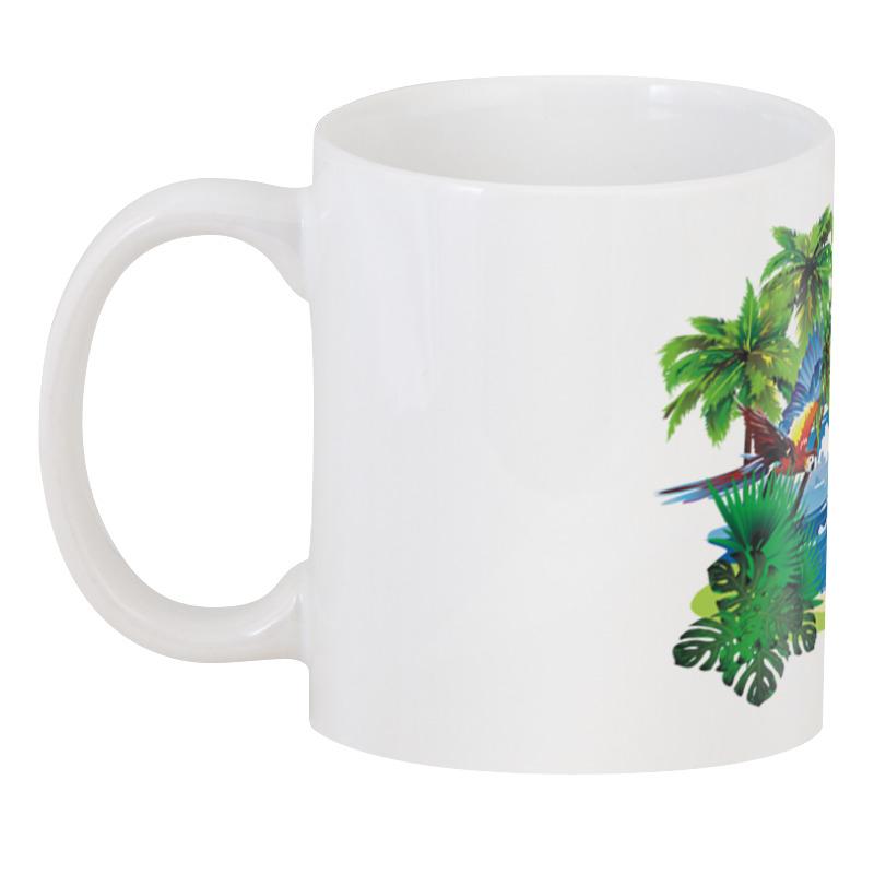 Фото - Printio 3D кружка Тропические птицы от зорго арт. printio 3d кружка military art