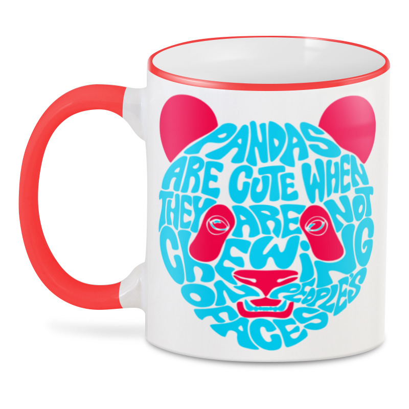 Printio 3D кружка Панда