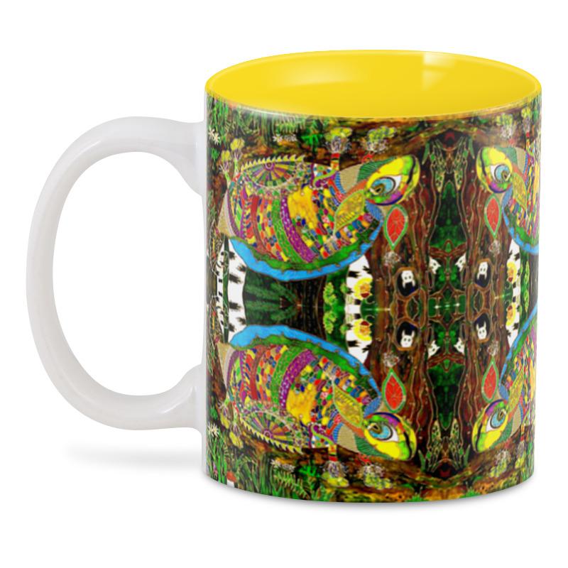 Printio 3D кружка Радужный чай iii и ii