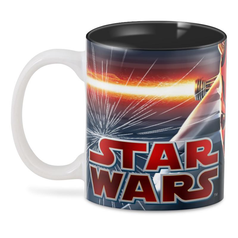 бомбер printio star wars deaign Printio 3D кружка Darth maul (star wars)