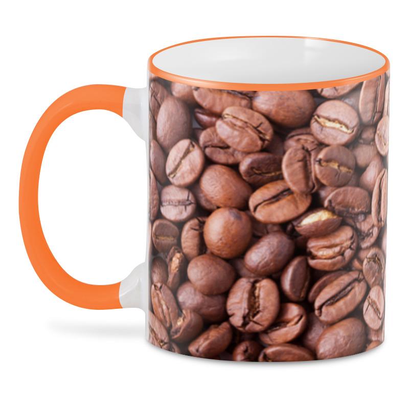 Printio 3D кружка Зерна кофе
