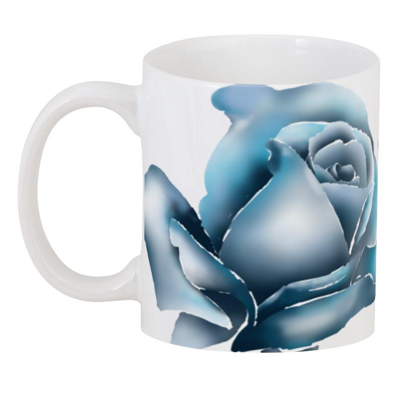 Printio 3D кружка Ледяная роза