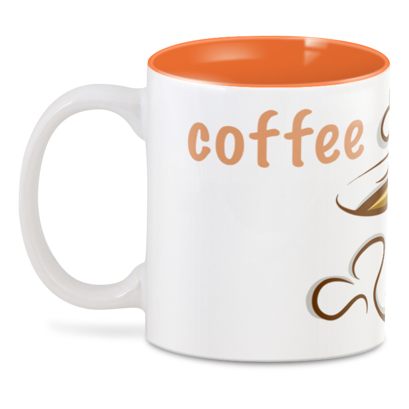Printio 3D кружка Мой кофе
