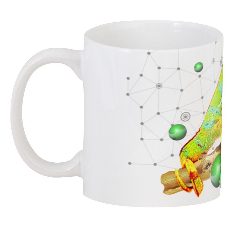 Фото - Printio 3D кружка Хамелеон. векторная графика. printio 3d кружка хамелеон
