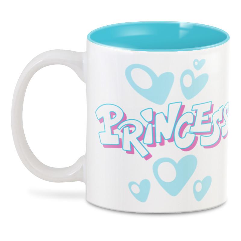 Printio 3D кружка Princess