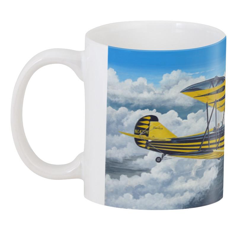 Printio 3D кружка Первым делом самолёты ✈️