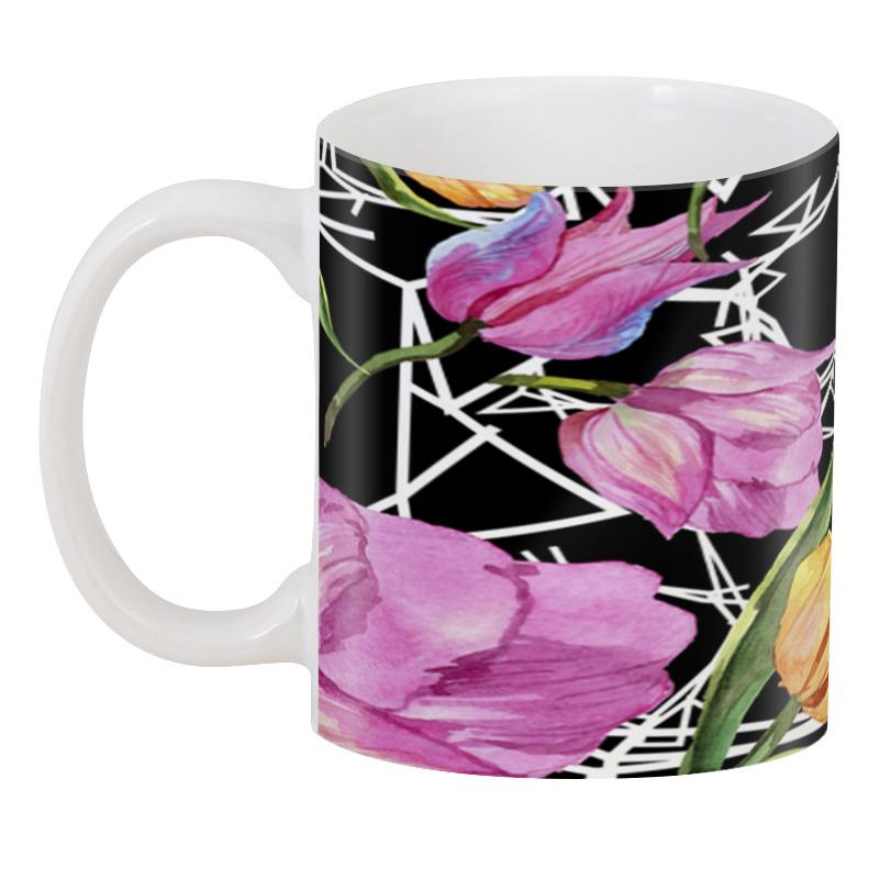Printio 3D кружка Тюльпаны printio кружка тюльпаны