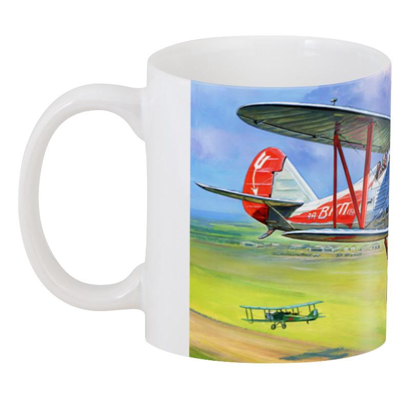 Printio 3D кружка Старые самолеты
