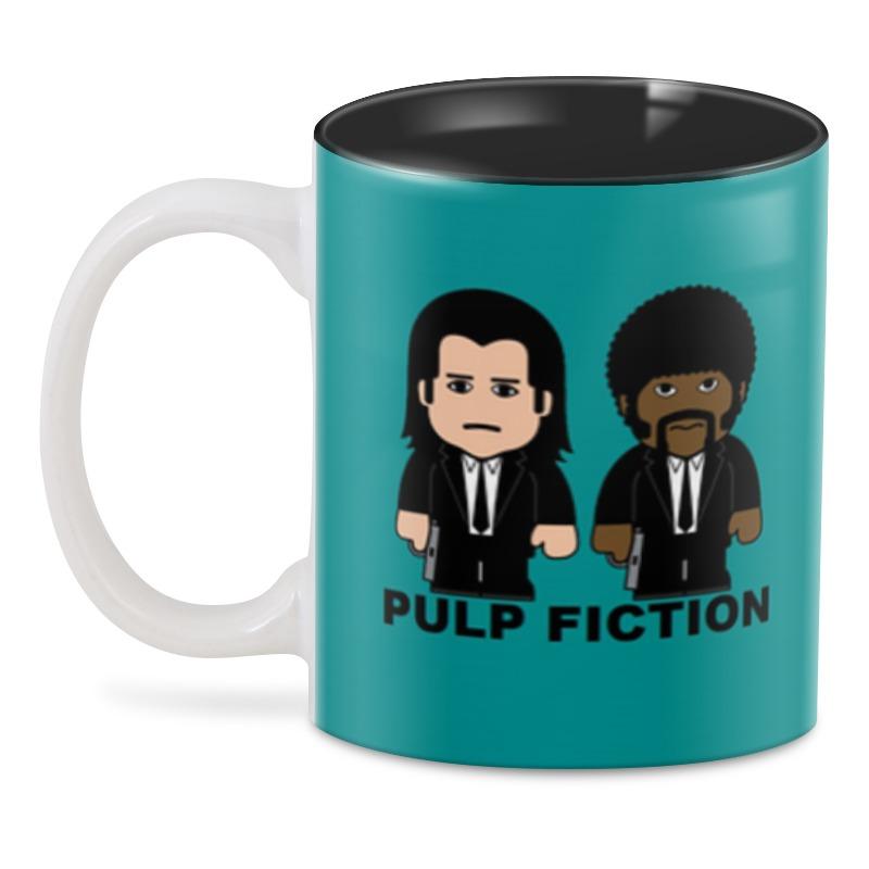 Printio 3D кружка Pulp fiction