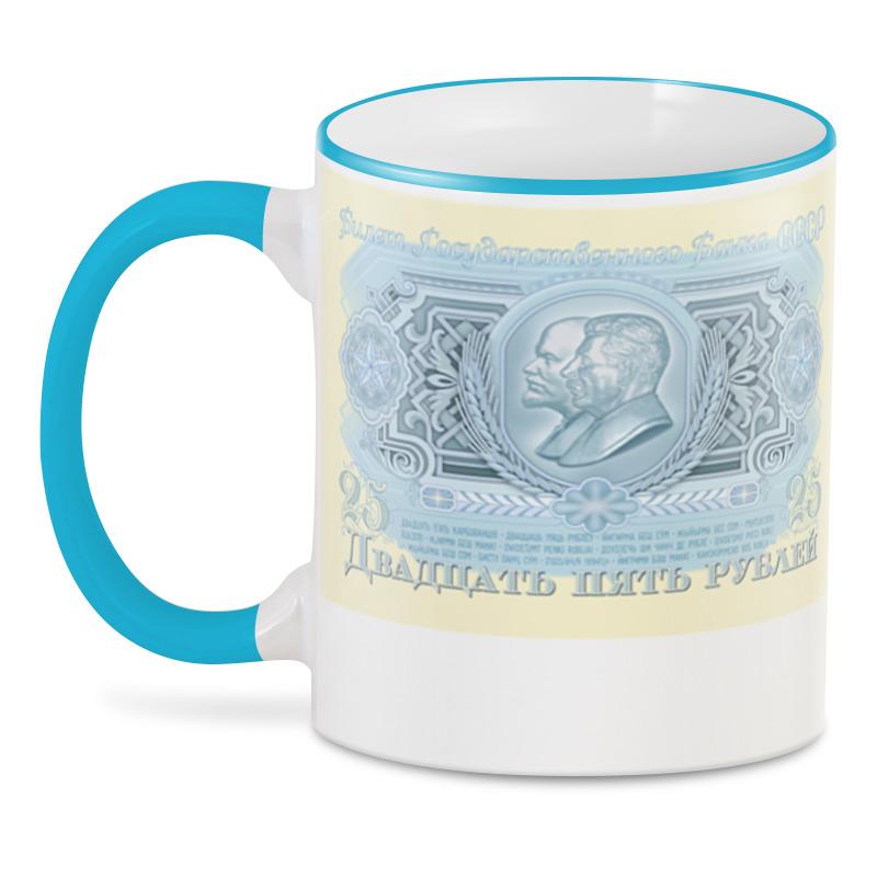 Printio 3D кружка 25 рублей