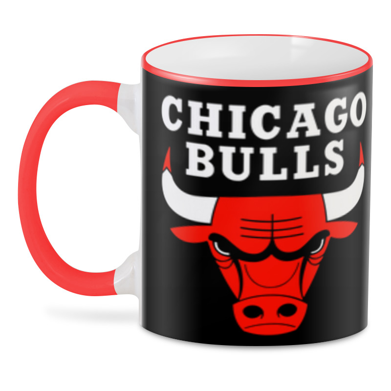 Printio 3D кружка Чикаго буллз
