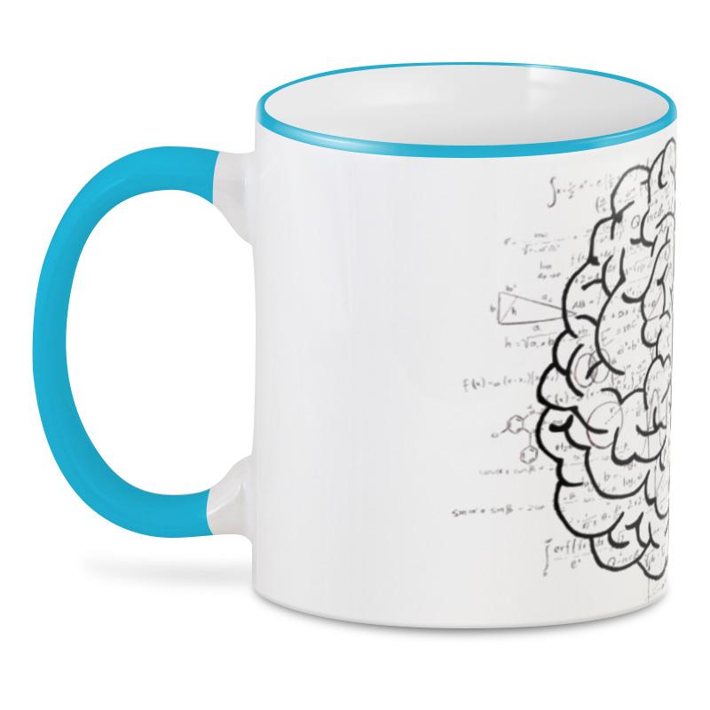 Printio 3D кружка Полушария мозга