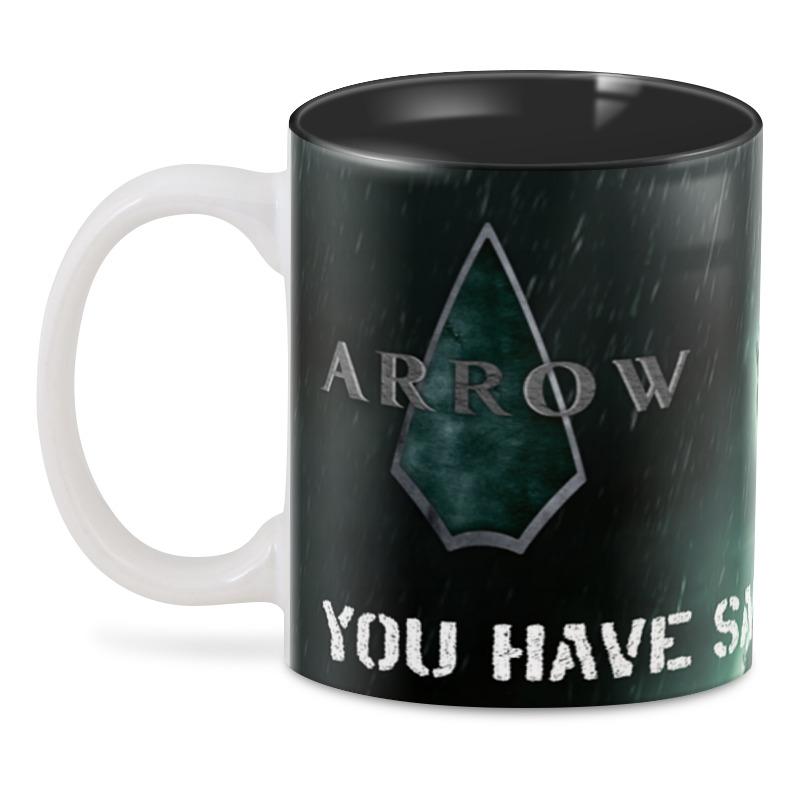 Фото - Printio 3D кружка Arrow 3d printio 3d кружка game over