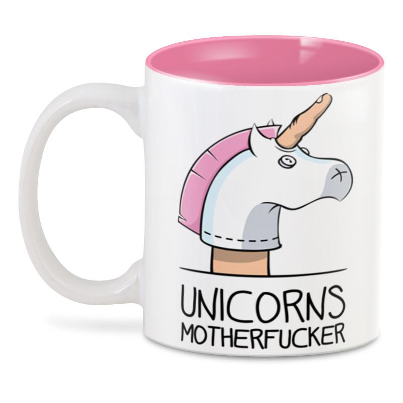 Printio 3D кружка Единорог (unicorn)