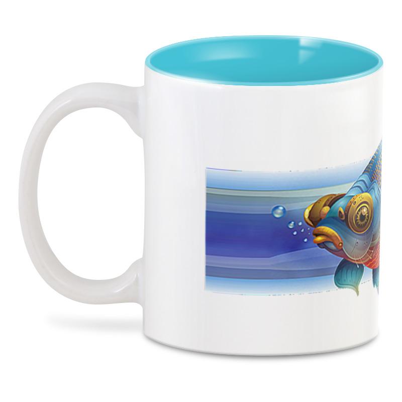 Printio 3D кружка Золотая рыбка