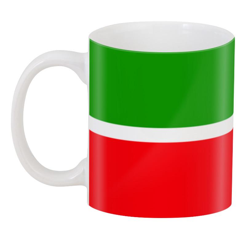 Printio 3D кружка Флаг татарстана
