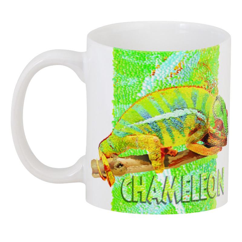 Фото - Printio 3D кружка Хамелеон. printio 3d кружка хамелеон