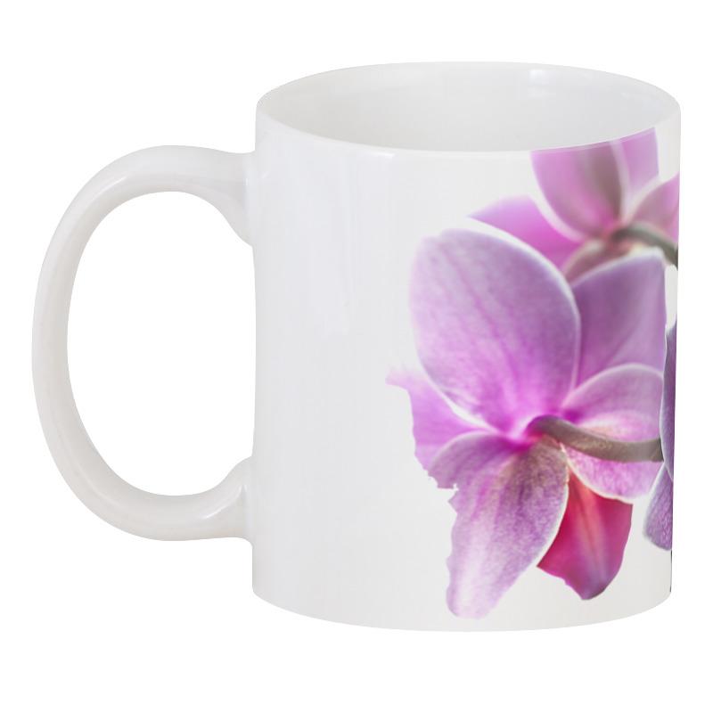 Printio 3D кружка Орхидея