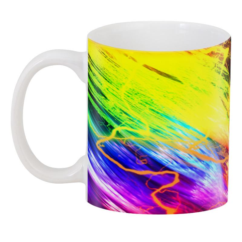 Printio 3D кружка Узор красок