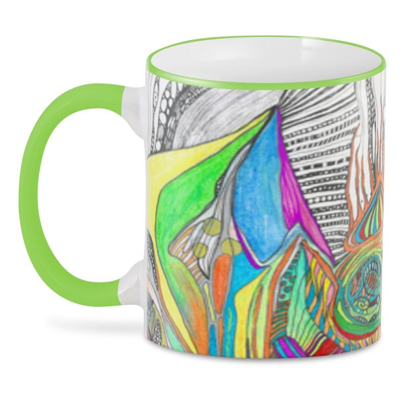 Printio 3D кружка Кот-чайник лимите эдитион :)