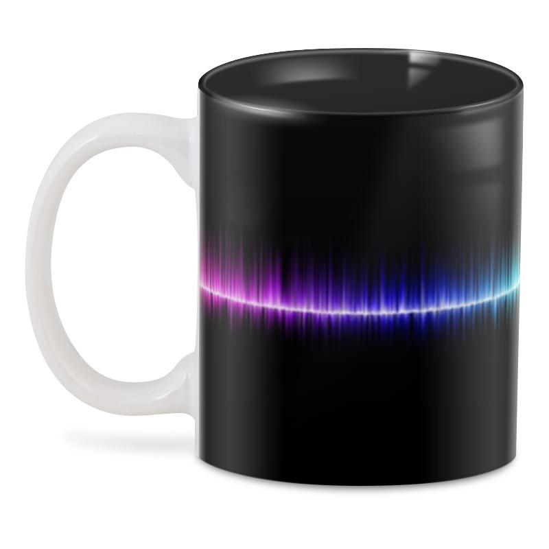 Printio 3D кружка Звуковая волна