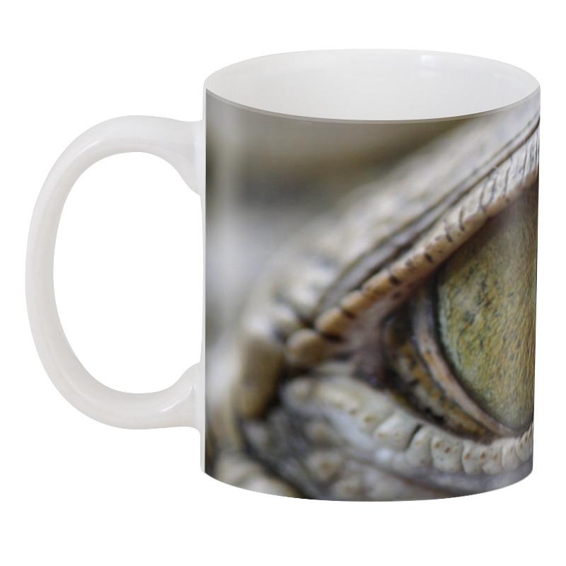 Printio 3D кружка Рептилии