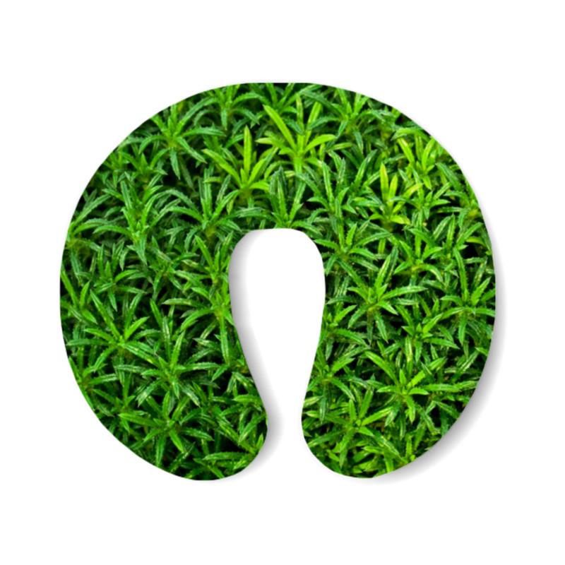Printio Подушка для шеи Растения