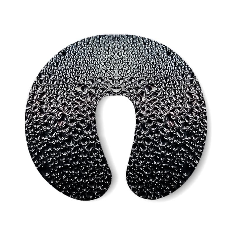 Фото - Printio Подушка для шеи Скат. printio подушка для шеи полосатые тропики