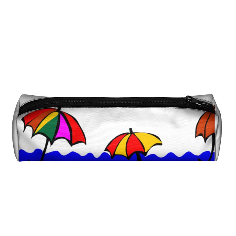 Printio Пенал 3D Зонтики.