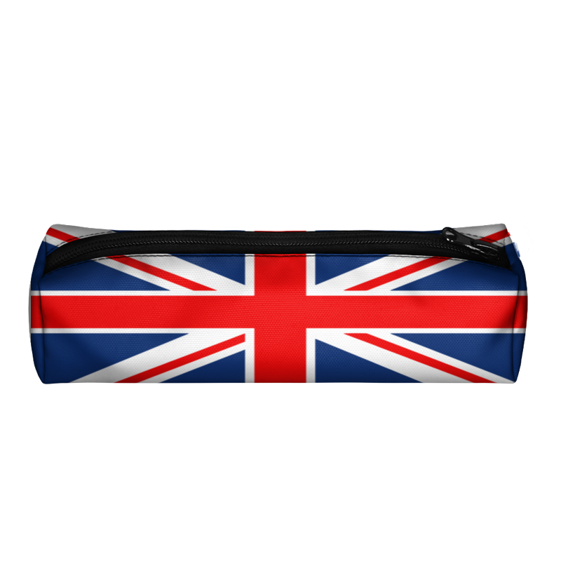 Printio Пенал 3D Британия