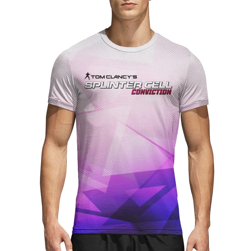 Printio Спортивная футболка 3D Splinter cell