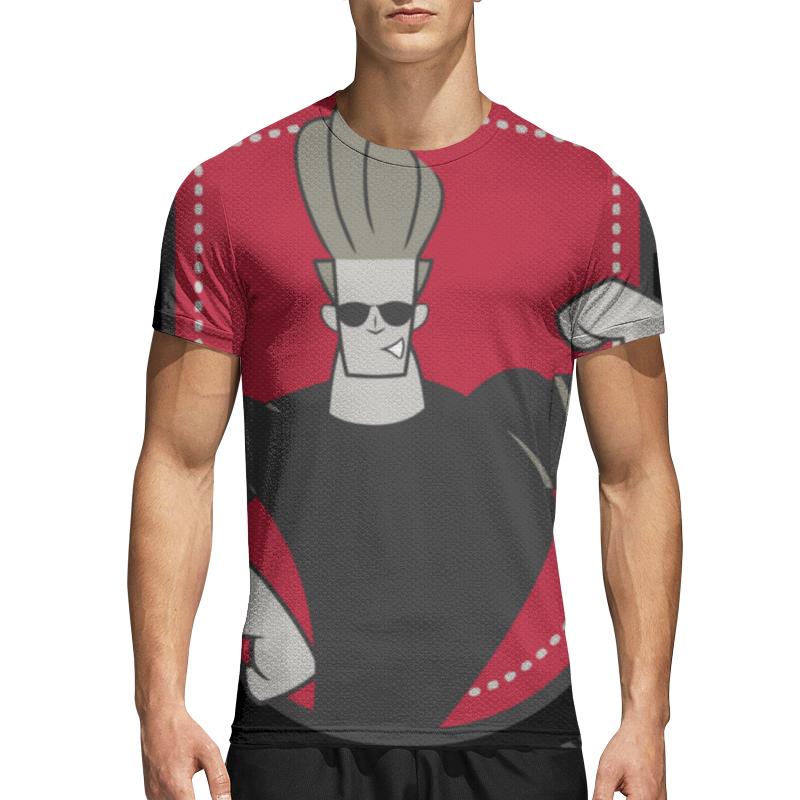 Printio Спортивная футболка 3D Браво качок