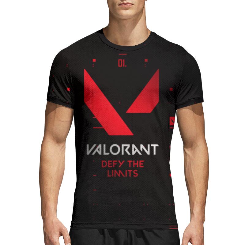 Printio Спортивная футболка 3D Valorant