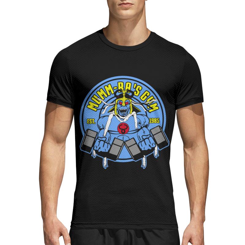 Printio Спортивная футболка 3D Mumm - ra printio детская футболка классическая унисекс mumm ra