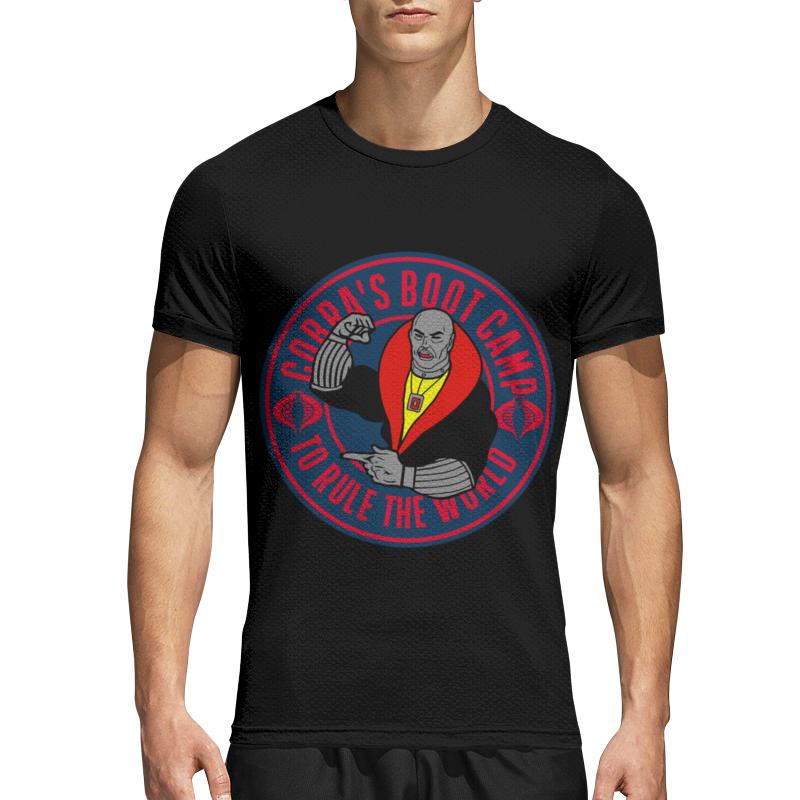 Printio Спортивная футболка 3D Джон доу