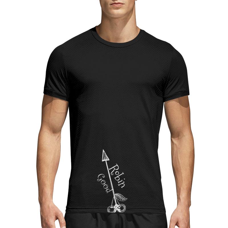 Printio Спортивная футболка 3D Робин гуд недорого