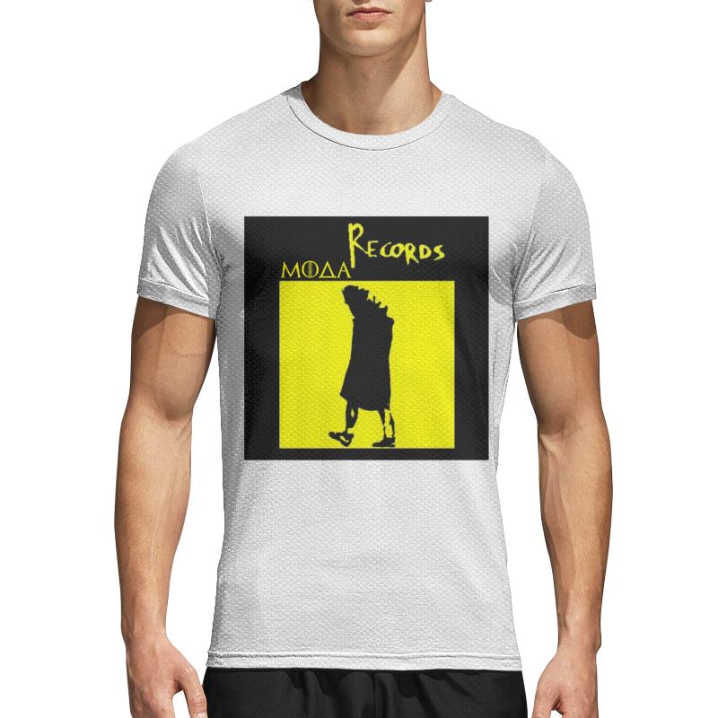 Printio Спортивная футболка 3D Records мода