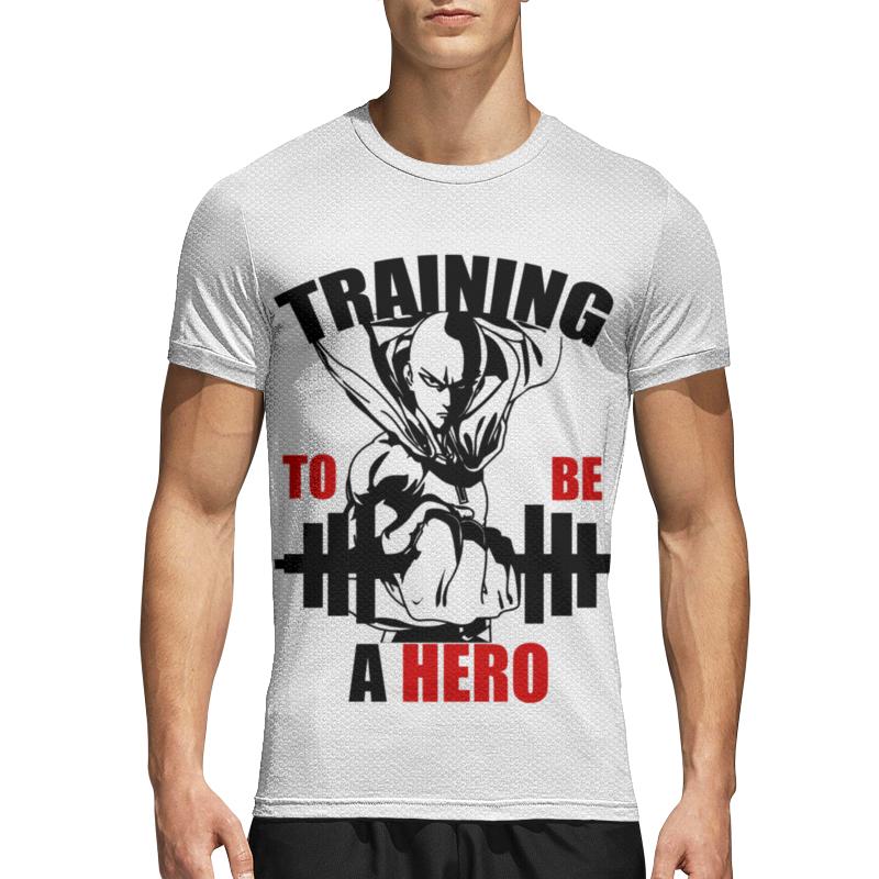 Printio Спортивная футболка 3D Без названия