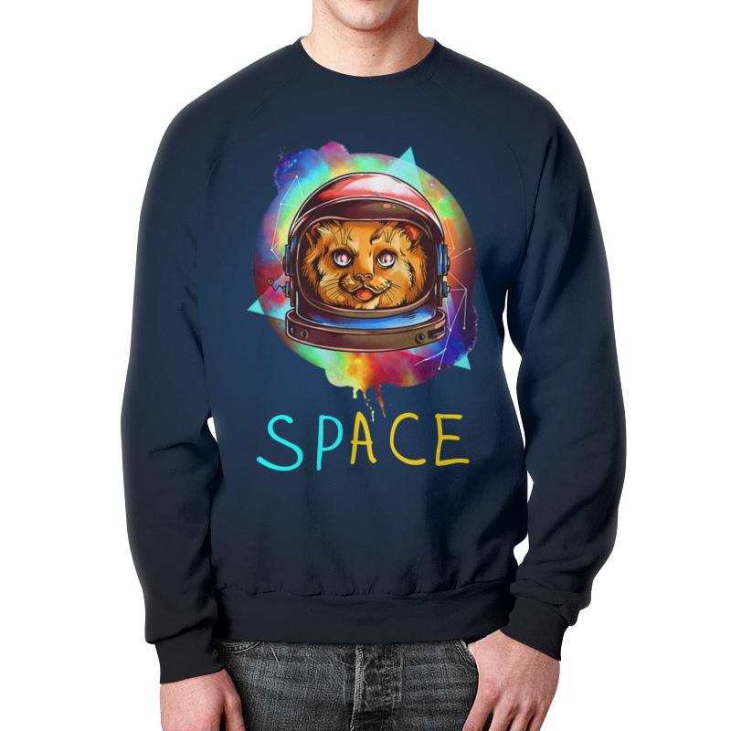 Фото - Printio Свитшот мужской с полной запечаткой В космосе printio детский свитшот с полной запечаткой в космосе