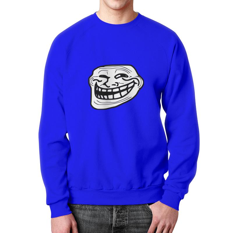 printio свитшот унисекс хлопковый mem смех Printio Свитшот мужской с полной запечаткой Mem смех