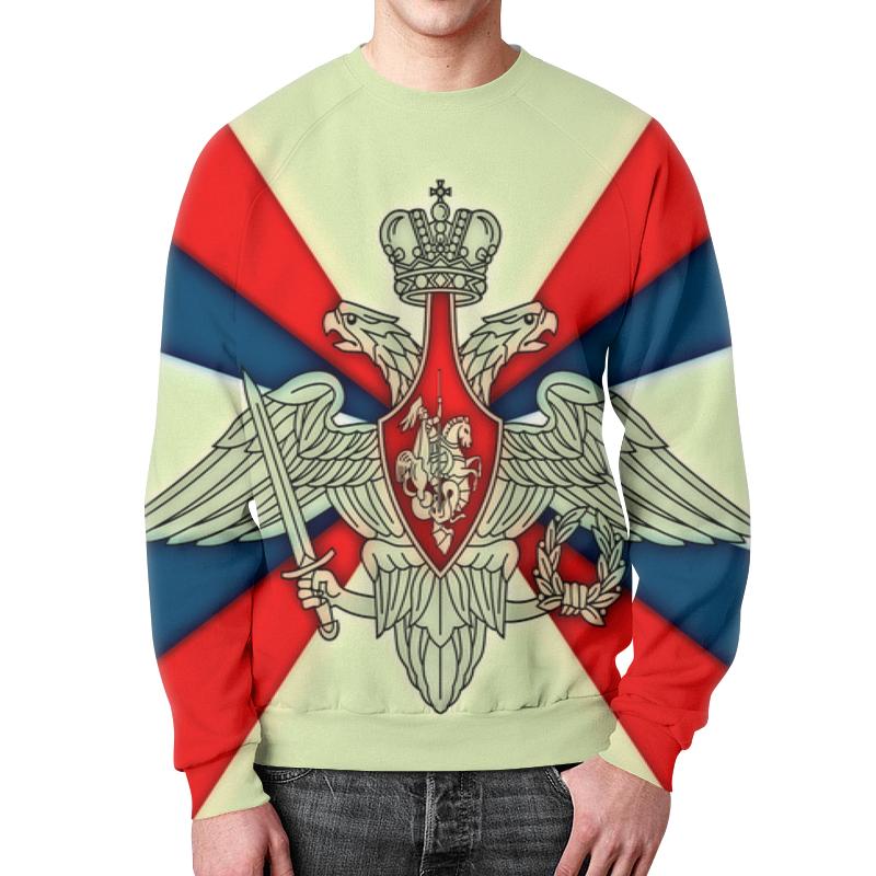 Фото - Printio Свитшот мужской с полной запечаткой Герб рф printio свитшот мужской с полной запечаткой россия герб