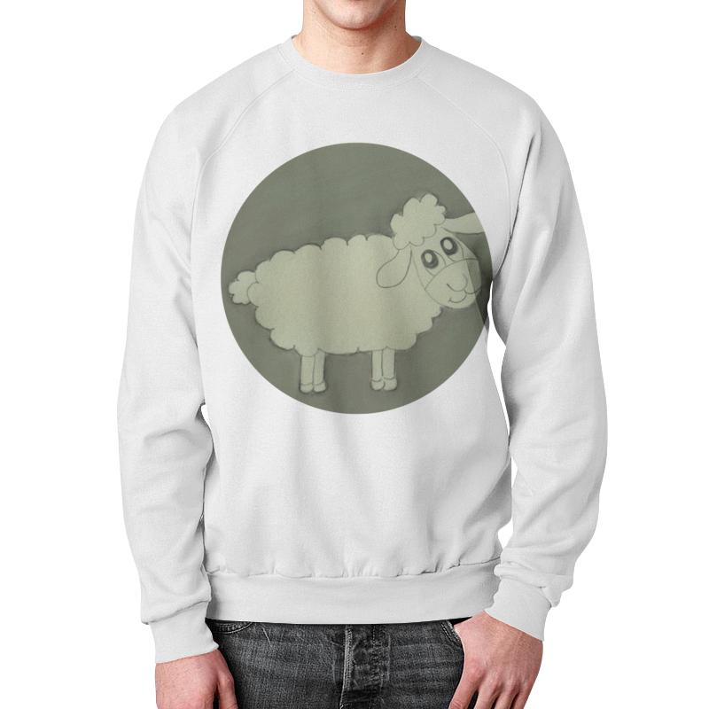 Printio Свитшот мужской с полной запечаткой Свитшот овечка printio свитшот мужской с полной запечаткой зверь