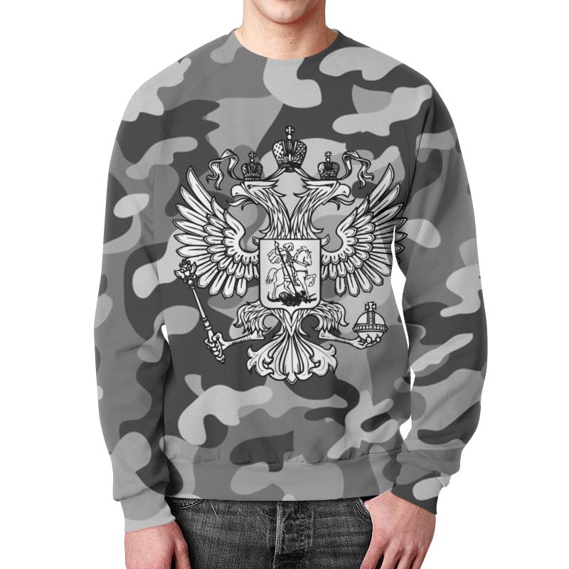 Фото - Printio Свитшот мужской с полной запечаткой Россия (герб) printio свитшот мужской с полной запечаткой россия герб
